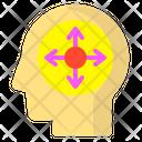 Brain enlarge Icon