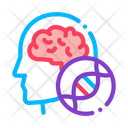 Brain Gene Icon