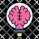 Idea Creative Brain Icon