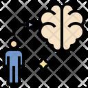 Brain Idea Creative Icon