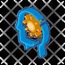 Brain Head Human Icon