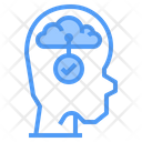 Idea Brain Process Icon