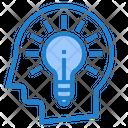 Idea Elearning School Icon