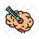 Brain Injection Injection Brain Icon
