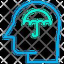 Brain Insurance Icon