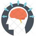 Brain Idea Mind Icon