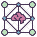 Brain intelligence Icon