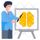 Cognition Brain Learning Brain Icon