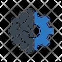 Brain Management Icon