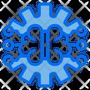 Ai Gear Brain Icon
