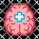 Blood Brain Cross Icon