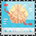 Brain Nervous System Icon