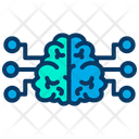 Brain  Network Icon