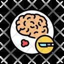 Brain Operation Icon