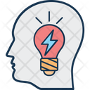 Brain Power Icon
