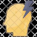 Brain Power Cognitive Development Mind Power Icon