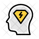 Mind Project Creative Icon