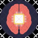 Brain Processor Icon