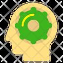 Brain settings Icon