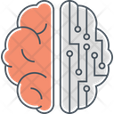 Brain Simulation Icon