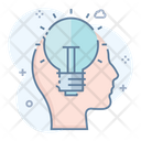Brain Idea Idea Collaboration Idea Creativeness Icon