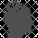 Brain Icon Head Icon