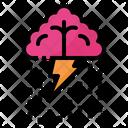Brain Storming Creative Icon