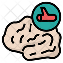 Brain Stroke Icon