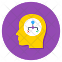 Brain Tech Icon