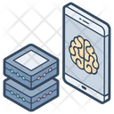 Brain Technology Artificial Intelligence Ai Icon