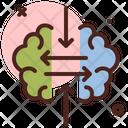 Brain Transfer Icon