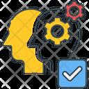 Brainstorm Potential Brain Icon