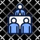 Brainstorm Team Teamwork Icon