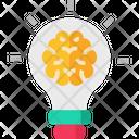 Ideam Brainstorm Idea Icon