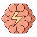 Brainstorm Brainstorming Creative Mind Icon