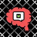 Brainstorm Box Color Icon