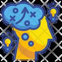 Brainstorm Thinking Idea Icon