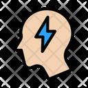 Brainstorm Mind Body Icon