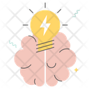 Brainstorm Creative Education Icon