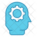 Brainstorm Business Head Icon