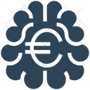 Business Financial Brainstorm Icon