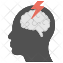 Solution Making Brainstorming Icon