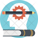 Creative Brain Mind Icon