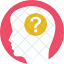 Brainstorming Question Confusion Icon