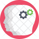 Brainstorming Thinking Brain Icon