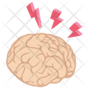 Brainstorming Brainstorm Creative Strategy Icon