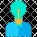 Idea Businessman Business Icon