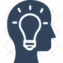 Brainstorming Creative Mind Creative Solution Icon