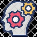 Creative Thinking Creative Brain Thinking Icon