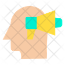 Brainstorming Ads Advertising Icon